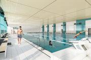 A takto by mal bazén na fakulte vyzerať po obnove.