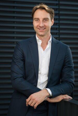 Ján Krnáč, výkonný riaditeľ CRESCO REAL ESTATE