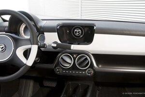 Interiér konceptu Trabant nT z roku 2009.
