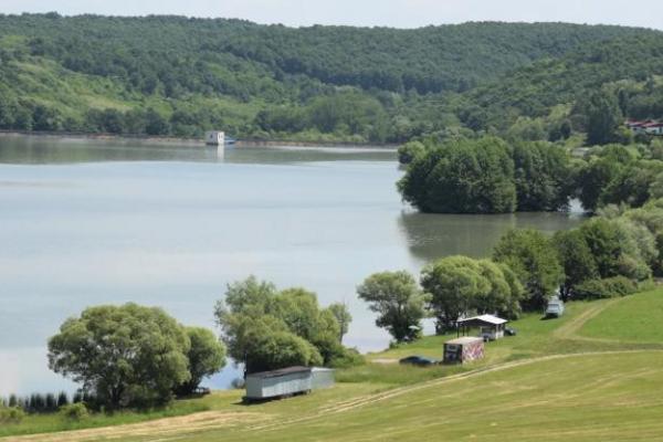 Vodná nádrž Ľuboreč.