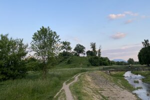 V hre aj táto lokalita na sídlisku Košúty.