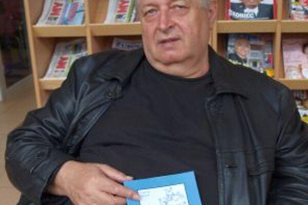 Nová kniha Ladislava Spišiaka rozpráva učiteľské príbehy.