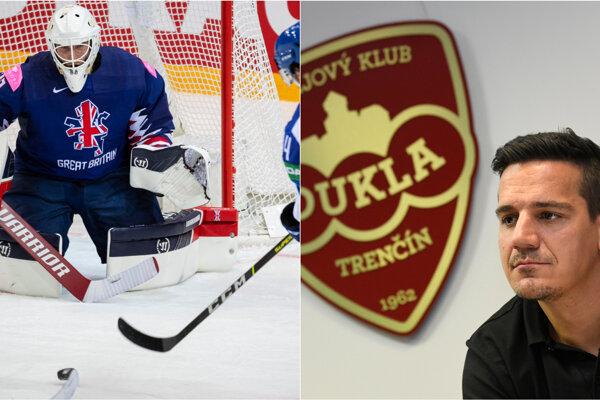 Ben Bowns bol hviezdou zápasu Slovensko - Veľká Británia na MS v hokeji 2021. Chválil ho aj Branko Radivojevič.
