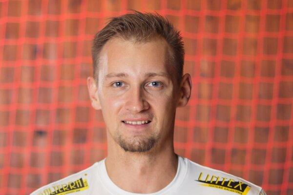 Milan Javorčík v drese Prievidze.