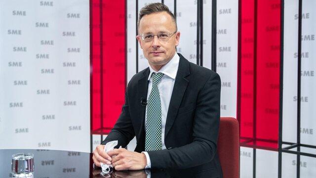Rozhovory ZKH: Péter Szijjártó.