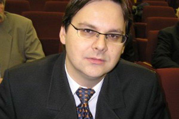 Nový viceprimátor Jozef Škvarenina.
