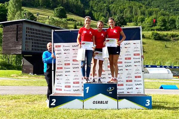 Zuzana i Mária Remeňové sa v každých pretekoch dostali na pódium.