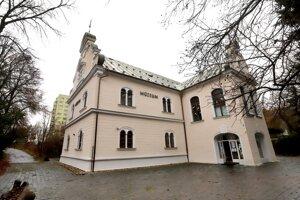 Stredoslovenské múzeum - ilustračné foto.