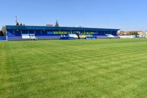 Štadión a jeho zázemie čakajú vylepšenia.