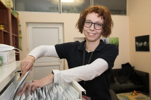 Klinická psychologička Patrícia Vesel Ganoczyová.