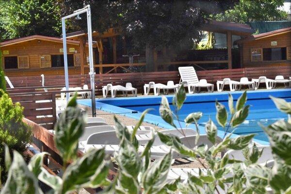 Kúpalisko v Medzeve je po roku pripravené na návštevníkov.
