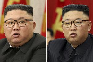 Ľudia smútia, Kim už nemá 140 kíl.