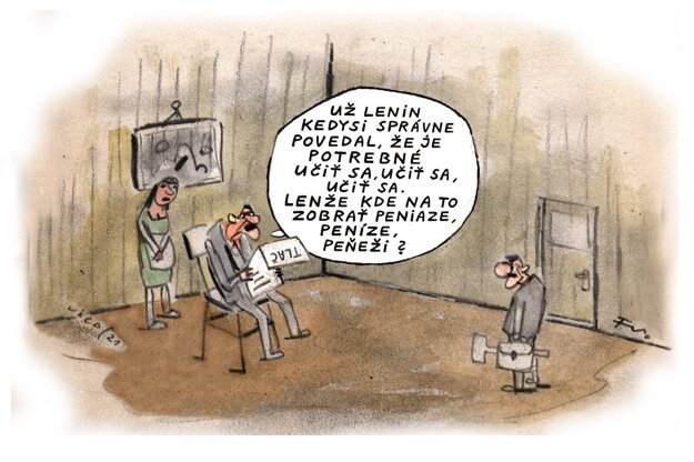 Karikatúra - 30.6.2021.