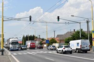 V Prešove sa uskutoční blokáda dopravy na Vranovskej ulici pri výjazde z mesta.