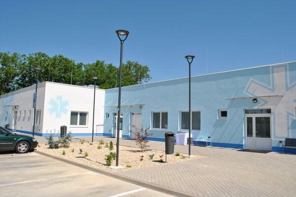Výstavba zdravotníckeho centra začala v roku 2019 a bola ukončená v marci tohto roka.