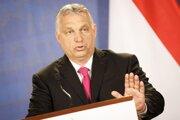 Viktor Orbán, predseda maďarskej vlády.