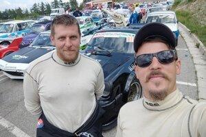 Marcel a Tomáš Beníkovci v cieli legendárnych pretekov Trento Bondone.