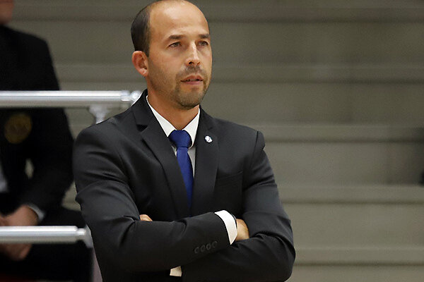 Futsalový tréner Marian Berky