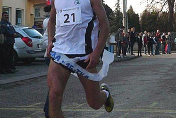 Imrich Magyar obhájil prvenstvo z minulého ročníka.