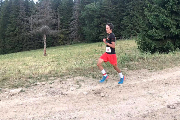 Novým rekordérom Behu na Brabírku je Róbert Judiak.