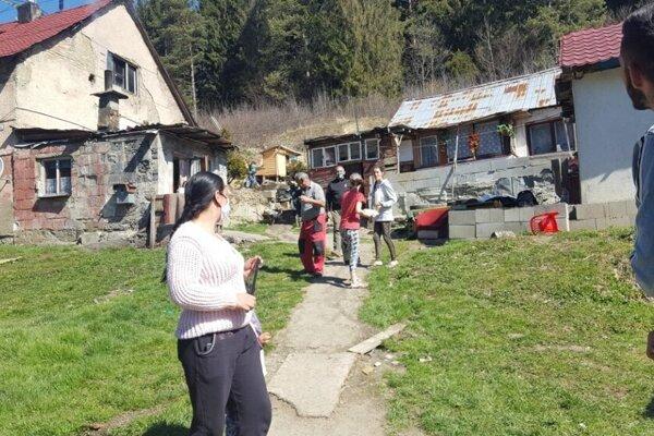 Ekodukt povedie cez rómsku osadu vo Svrčinovci.