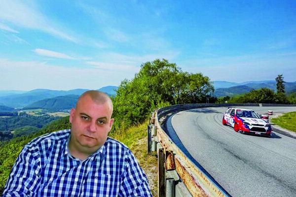Staré zvodidlá na kopci pri Dobšinej na ťahu Rožňava-Poprad. Primátor Slovák apeluje na štát a správcu cesty, aby konali.