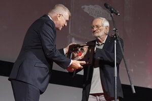 Milan Lasica v júni na Art Film Feste.