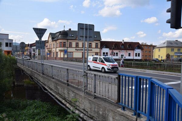 Most cez rieku Kysuca prejde rekonštrukciou.