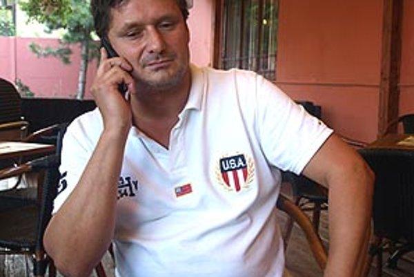 Stanislav Michalík je novým prezidentom BK Bemaco SPU Nitra.