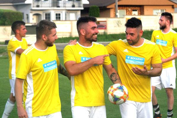 Futbalisti Rišňoviec dostali možnosť posunúť sa do piatej ligy.