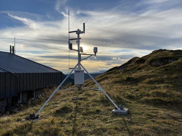 Microstep-MIS dodáva automatické meteorologické stanice do celého sveta