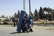 ženy v Afganistane.