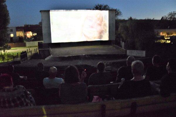 Letné kino ožije aj v túto sezónu.