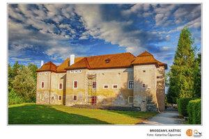 Kaštieľ v Brodzanoch.