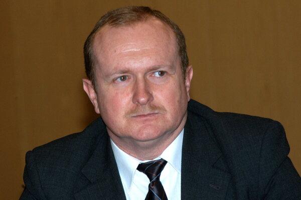 Mikuláš Čečko.