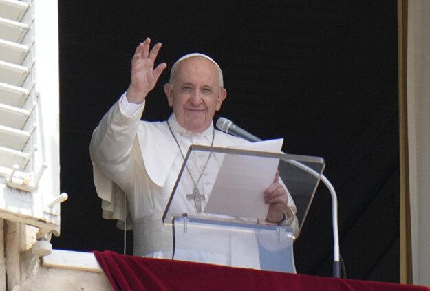 Prípravy na príchod pápeža Františka pokračujú.