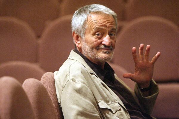 Milan Lasica zomrel vo veku 81 rokov vnedeľu, 18. júla pri vystúpení.