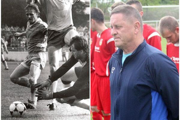 Róbert Jež starší ako hráč písal históriu FC Nitra ako tréner zas dejiny ŠK Báb.