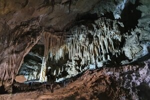 Z klientely Belianskej jaskyne vypadli najmä poľskí turisti.