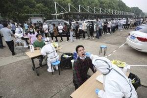 Wu-chan už aj v minulosti testoval na koronavírus všetkých obyvateľov.