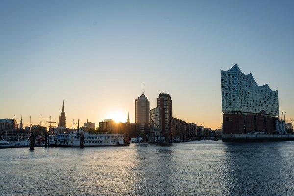 Labská filharmónia sa stala novou dominantou Hamburgu.
