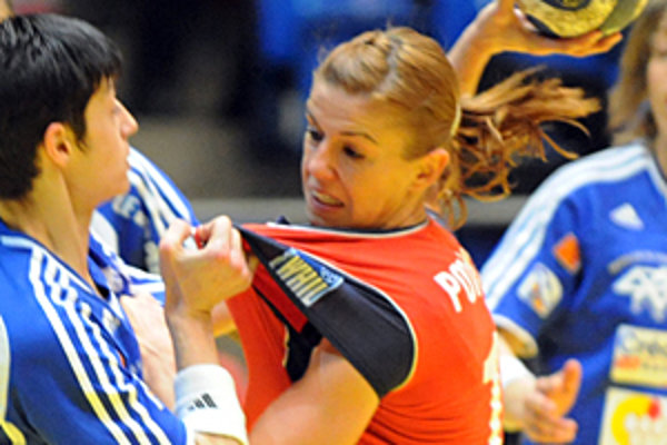 Michaela Porubská z ŠKP Bratislava sa v drese Šale vráti do ligy po materskej dovolenke.