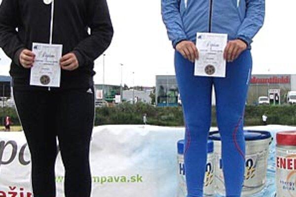 Zlatá diskárka Júlia Kočarová hodila A-limit na MS do 17 rokov.