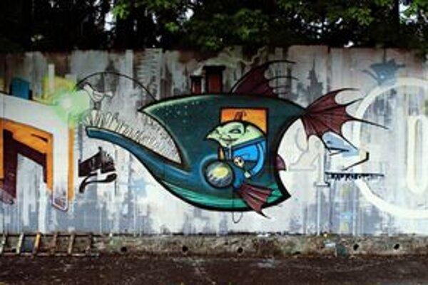 Graffity bude mať v Nitre sviatok už túto sobotu od 10. hodiny.