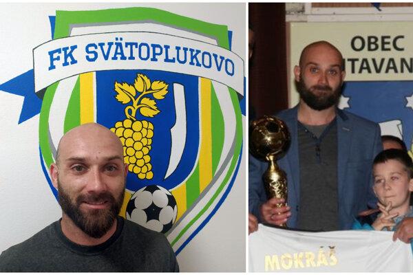 Stanislav Mokráš je úradujúcim Futbalistom roka ObFZ Nitra.