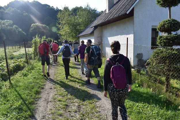 Turisti z celého Slovenska objavili Poloniny.
