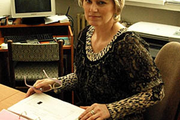 Na poste sekretára ObFZ Galanta Margita Barcziová vystriedala Silvestra Pappa.