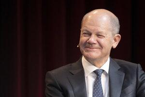 Olaf Scholz z SPD