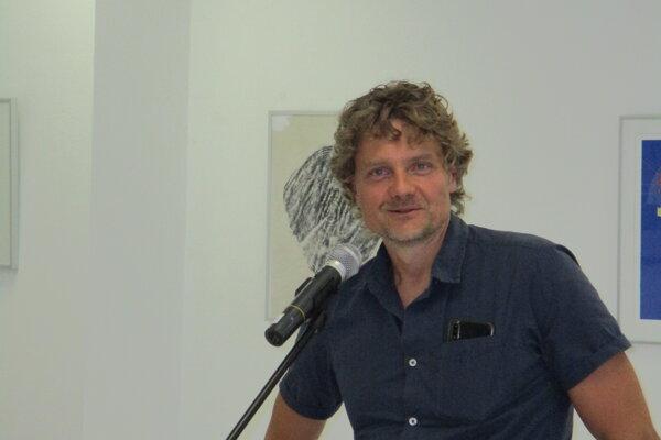 Lekár a umelec Braňo Kunčak