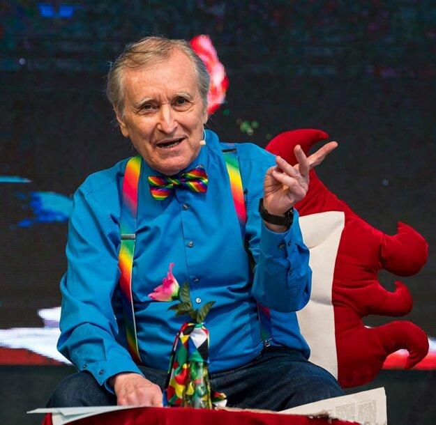Diváci v Brusne si užili aj predstavenie Milana Markoviča.